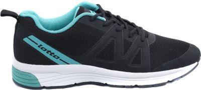 Lotto AR4855 Running Shoes For Men  (Black, Olive)