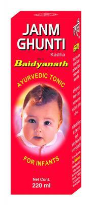 Baidyanath Janmghunti - 220 ml