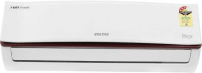 Voltas 1.5 Ton 3 Star Split Inverter AC - White  (183 VJZJ4, Copper Condenser)