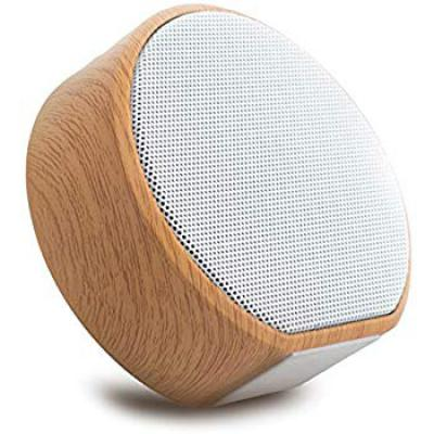 Clavier Wireless Bluetooth Speaker, Portable V4.2+EDR Stereo Speakers with Loud HD Audio and Bass, Built-in Mic, USB, Mi
