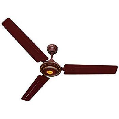 Inalsa Aeromax 75-Watt 48-inch Ceiling Fan (Brown)