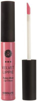 Absolute New York Velvet Lippie Lipsticks, Mull It Over, 6g