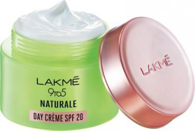 Lakme 9 to 5 Naturale Day Creme