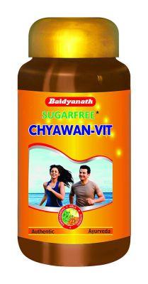 Baidyanath Sugarfree Chyawan-Vit - 500 g