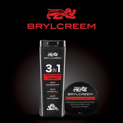 Brylcreem 3 in1 Conditioning Shampoo, 200 ml