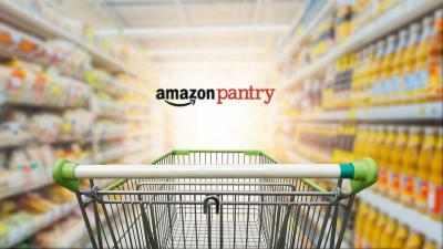 Amazon Pantry up to 60% off + Up To 15% Cashback