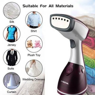 Nova NGS 2286 1000W Powerful 1200 Garment Steamer