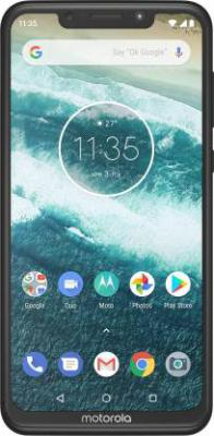 Motorola One Power (Black, 64 GB)  (4 GB RAM)
