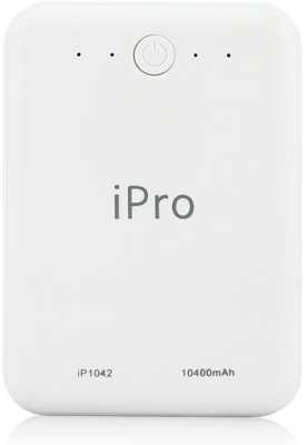 Ipro 10400 mAh Power Bank (IP1042)