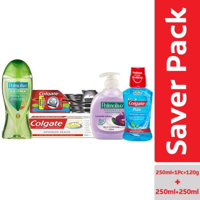 Colgate Palmolive Complete Care Combo