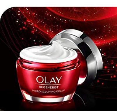 Olay Regenerist Advanced Anti-Ageing Revitalizing Night Skin Cream, 50 g