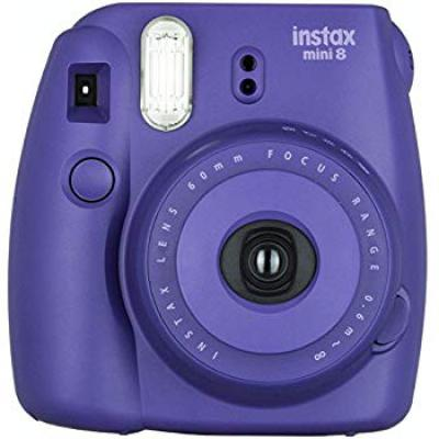 Buy Fujifilm Instax Mini 8 Instant Film Camera (Grape) at