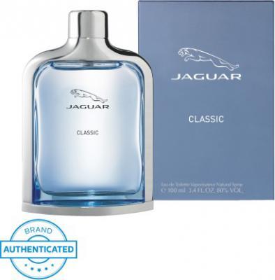 Jaguar Classic Blue EDT - 100 ml  (For Men)