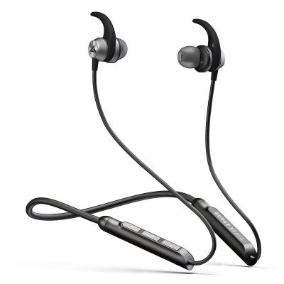 Boult Audio ProBass SpireX Neckband in-Ear Wireless Bluetooth Earphones with Mic IPX5 Sweatproof Deep Bass Headphones