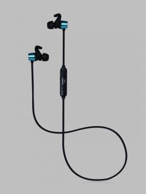 Roadster Blue & Black Magnetic In Ear Wireless Earphones MFB-PN-CY-L04