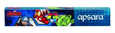 Apsara Marvel Avengers Extra Dark Pencils - Pack of 10