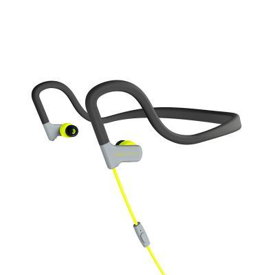 Energy Sistem Sport 2 in-Ear Earphones with Mic (Yellow)