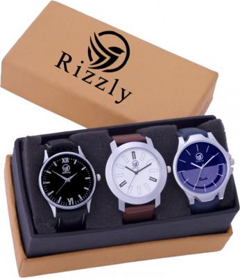 Rizzly Professional Rich Look Analog Watch  - For Men