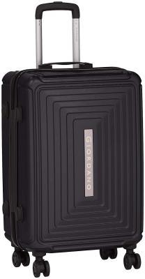 Giordano Black Luggage Cart (GTXC2150BLK20)