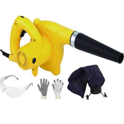 Green Home Automach Variable Speed Blower with Dust Bag, Safety Goggle and Glove