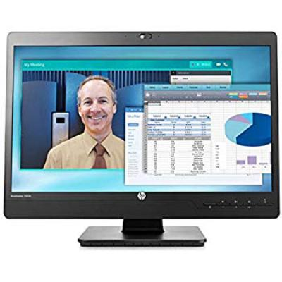 HP ProDisplay P222c 21.5-inch Full HD Video Conferencing Monitor with 720p HD Webcam and Integrated Speakers (Black)