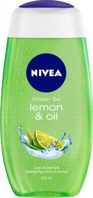 Nivea Lemon and Oil Care Shower Gel(250ml)