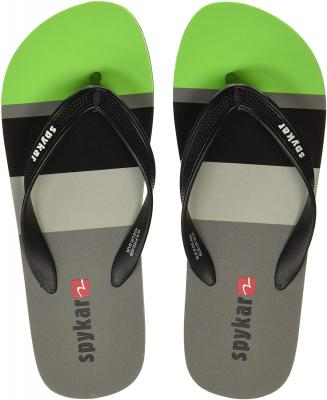 Spykar Men's Grey Flip-Flops-9 UK