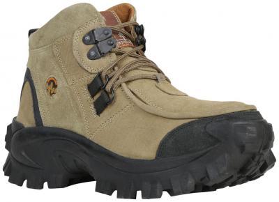 Woodland Men's Khaki Outdoor Boots