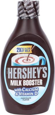 Hershey&Milk Booster with Calcium and Vitamin D Chocolate