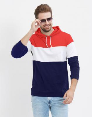 50% Off on Men's T-Shirt Starts from Rs. 151