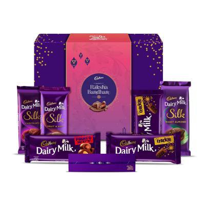 Cadbury Raksha Bandhan Special Gift Pack, 278 g