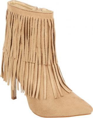 Catwalk Women Beige Heels