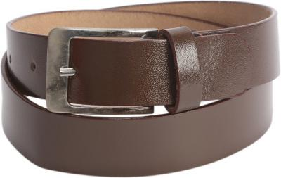 Viva Men Formal Brown Genuine Leather Belt Brown – 005