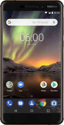 Nokia 6.1 (64 GB, 4 GB RAM)