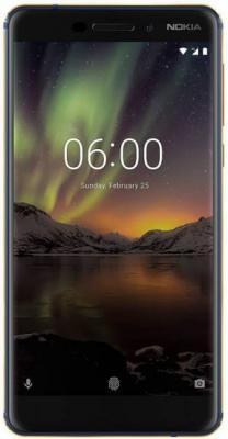 Nokia 6.1 ( 64 GB ROM, 4 GB RAM )