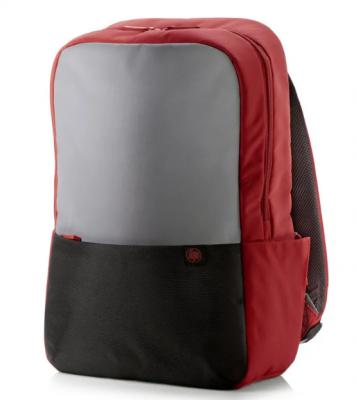 HP Duotone 15.6 inch Backpack (Red)