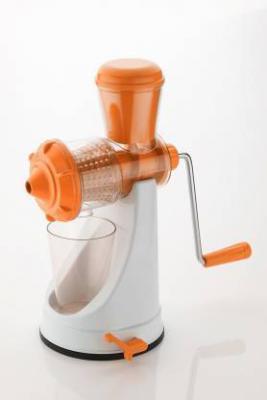 Amiraj Plastic Hand Juicer  (Orange Pack of 1)