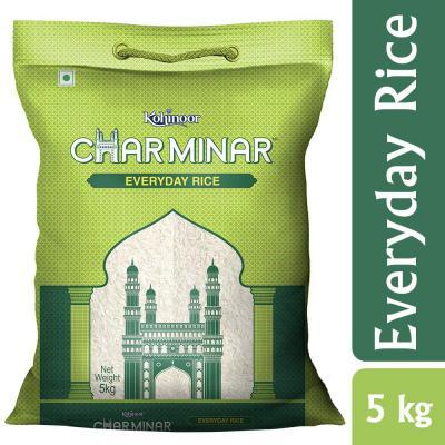 Charminar Everyday Rice, 5 kg