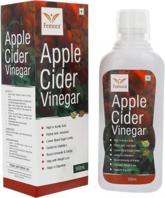 Femora Femora Apple Cider Vinegar