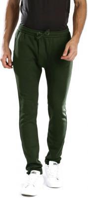 HRX by Hrithik Roshan Solid Men Green Track Pants