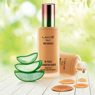 Lakme 9 to 5 Naturale Foundation Drops, Ivory Cream, 18 ml Online at Low Prices in India - Amazon.in