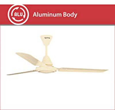 Lifelong 1200 mm High Speed Ceiling Fan (Ivory) Online at Low Prices in India - Amazon.in
