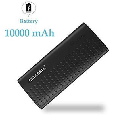 CELLBELL 10000mAH Li-ion Power Bank: Amazon.in: Electronics