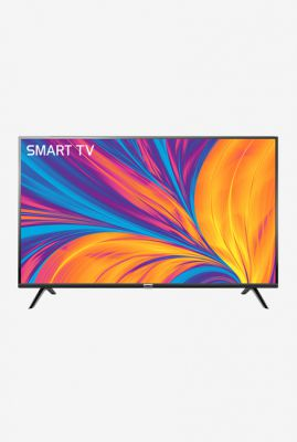 TCL 81.28 cm (32 Inches) Smart HD LED TV 32S6500FS (Black) (3 Year Warranty)