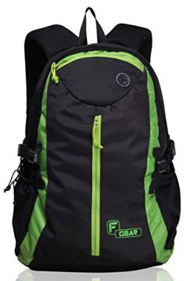 F Gear Slog V2 27 Ltrs Green Casual Backpack