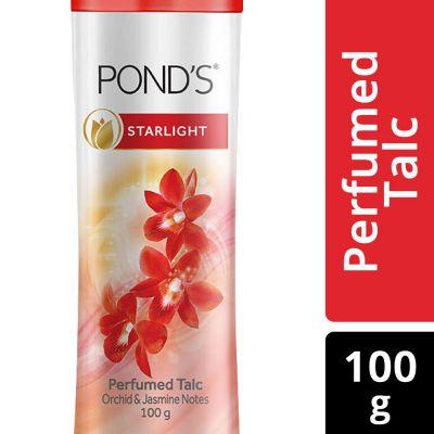 Ponds Starlight Talc 100g: Amazon.in: Beauty