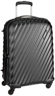 Skybags Westport Polycarbonate 65.5 cms Black Hardsided Suitcase (WESTP65EJBK)