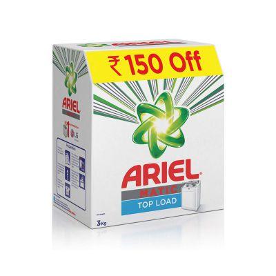 Ariel Matic Top Load Detergent Washing Powder 3 kg