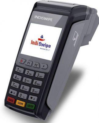 INDISWIPE G3 POS Printer Card Swiping Device Portable POS Device