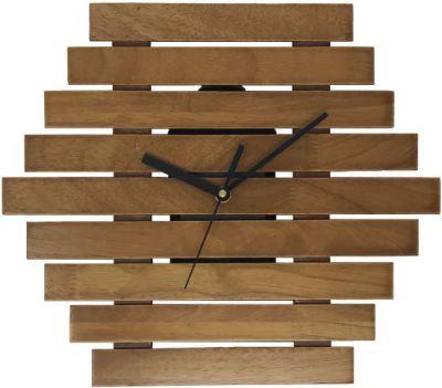 Crimson Knot Analog Wall Clock